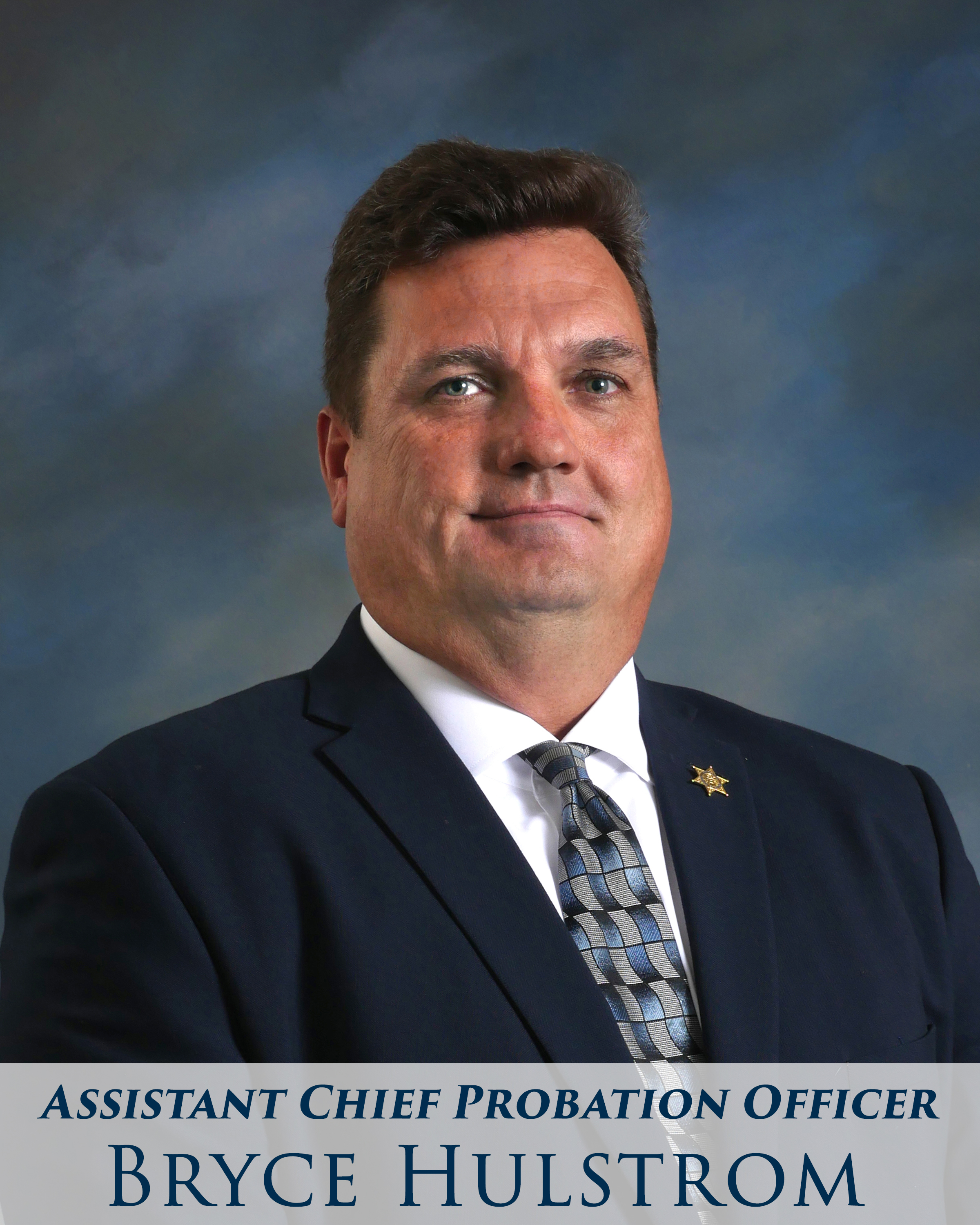 Chief Deputy Probation Officer Bryce Hulstrom