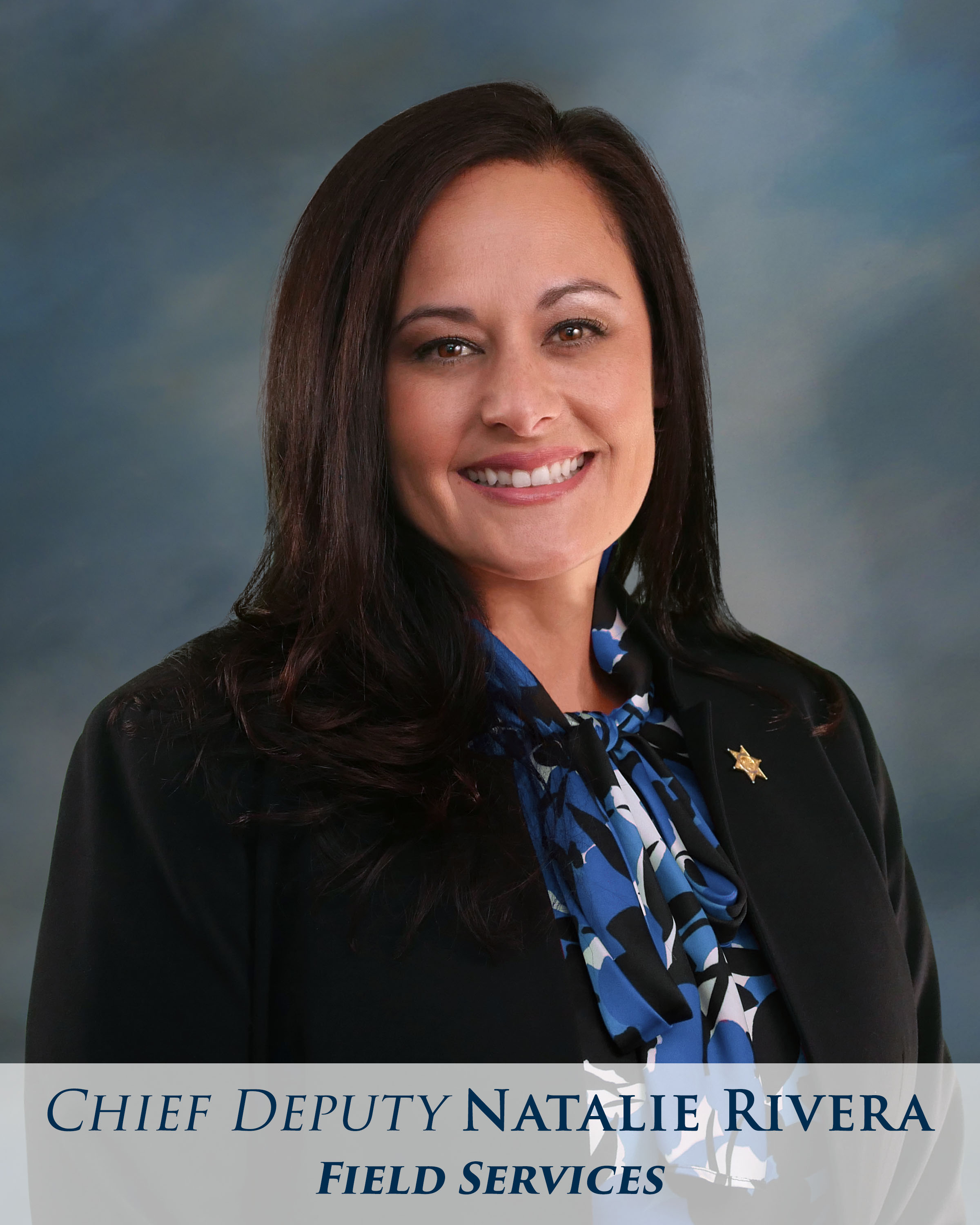 Chief Deputy Probation Officer Natalie Rivera